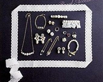 Pearl accessories that can be made cute for the first time