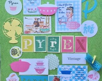 Pyrex Pretties Kit