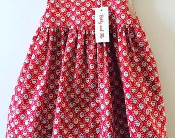 Tea Dress Size 18/24mths