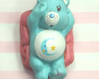 Collectable Bed Time Bear 1983 Care Bear By American Greetings