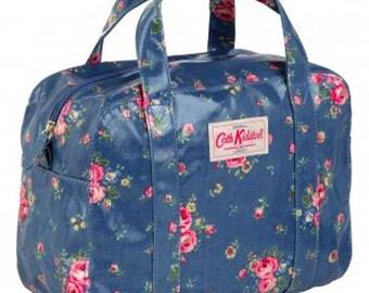 3 Days Spring Sale - Cath Kidston Zip Top Floral Handbag - Timeless