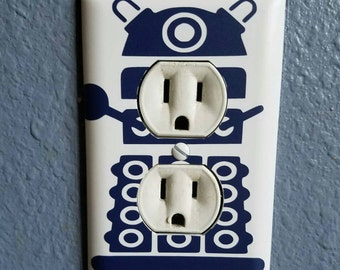 Dr. Who - Dalek outlet cover