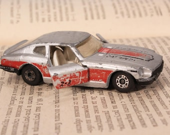 Matchbox car No.67 Datsun - Datsun 260 Z 2+2 - 1978 Matchbox car - Lesney Superfast car - Collection Matchbox car - Matchbox made in England