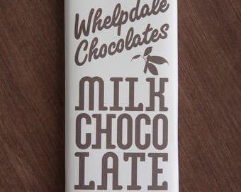 Vegan Milk Chocolate bar