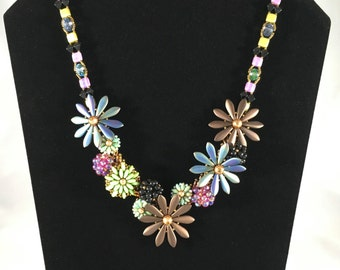 Flowers & Berries Necklace