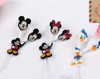 Disney Earbuds, Headphones - Great Fish Extender Gift (FE Gift) Disney Cruise Line DCL Mickey Minnie Donald