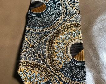 Vintage Necktie Mod Style