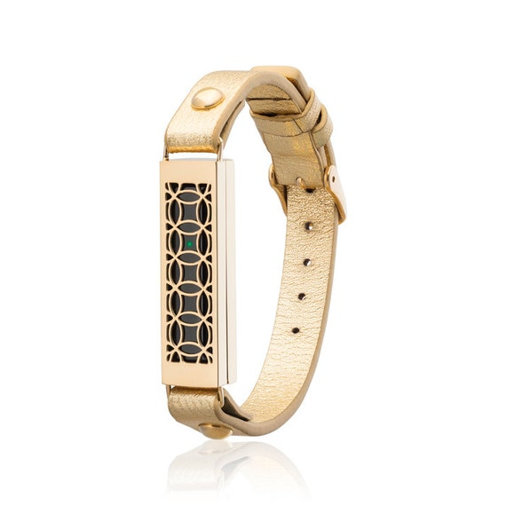 Bracelet HYDE 2 made for Fitbit Flex 2 - Gold