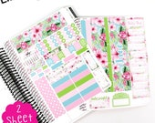 MV17 June BILLS DUE Month in View Life Planner Stickers!  A Perfect fit for the Erin Condren Planner!!!