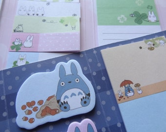 Totoro Stationary Booklet