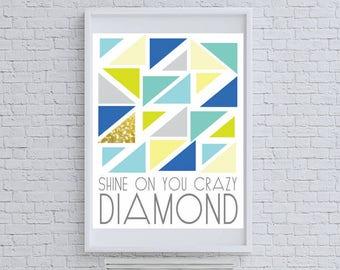 Modern Quote Art Print