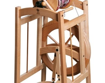 Ashford Country Spinner 2 Spinning Wheel - Unfinished - FREE Shipping