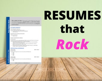 Protastic Resume