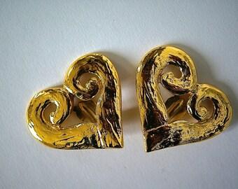 Yves Saint Laurent earings