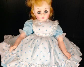 Madame Alexander Little Women Series Amy Doll Mint In Box, 1976