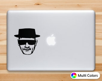 Breaking bad Decal, Breaking bad Sticker for iPad iPhone MacBook Or Walls and Cars
