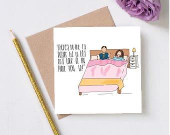 Funny birthday card-handmade card-funny greeting card-phone,mobile,boyfriend,girlfriend,wife,husband,humour,phone lover,comedy birthday card