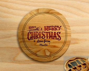 Cheeseboard - Christmas - 00131