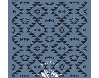 Fast Shipping!!! Aztec Tribal Stencil