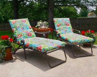 Chaise Outdoor Cushion Cover