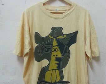 Vintage Pablo Picasso Tshirt
