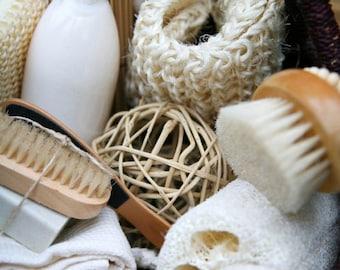 Naturals Hawaii Spa Sponges, Salts and Extras Beauty Hamper