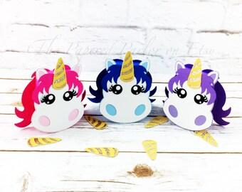 Unicorn Party Box/Unicorn Party Bags/Unicorn Goody Bag/Unicorn Thank You Bag/Unicorn Goodie Bag/Unicorn Party Theme/Unicorn Theme Party