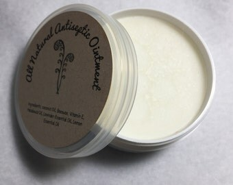 All Natural Antiseptic Ointment