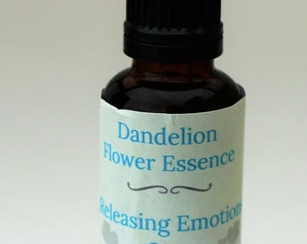Organic Flower Essences {Various}