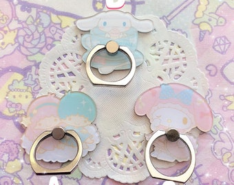 CASE ADD ON: Kawaii Ring Holders