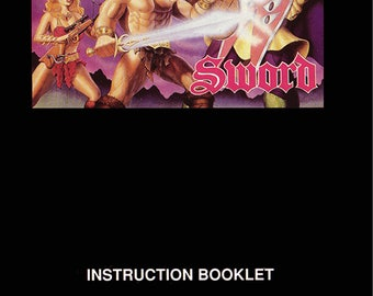 Magic Sword manual