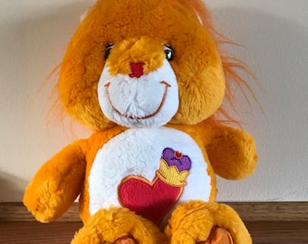 Care Bear Cousins Brave Heart Lion
