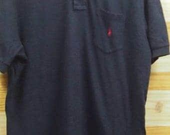 SALE Vintage Polo RL Small Logo Single Pocket XL shirt Free Shipping Next Item