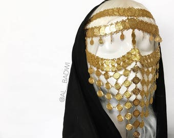 Arabian Headpiece Etsy