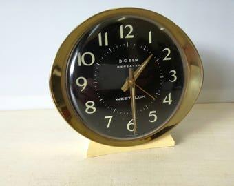 Westclox, big Ben repeater alarm clock