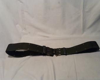 Vintage US Army Belt