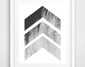 Chevron pattern, wall art, chevron print, cool posters, geometric art, grunge texture, chevron wall art, affiche scandinave, dorm room decor