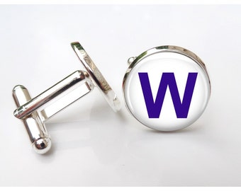 "Shop ""chicago cubs jewelry"" in Cuff Links & Tie Clips"