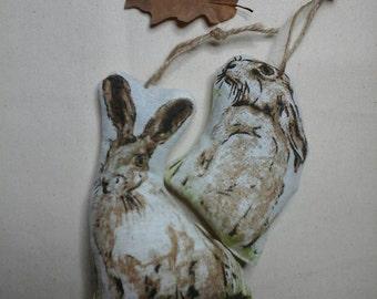 Lavender bag,lavender hare,hare gift,lavender sachets,hare lavender bag,hare,lavender,room scenter,lavender drawer scenter,hare hanger,