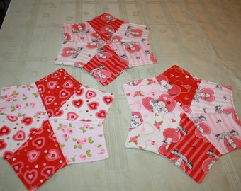 Valentine Table Mat's