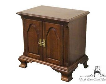 PENNSYLVANIA HOUSE Solid Cherry Cabinet Nightstand 11-2907