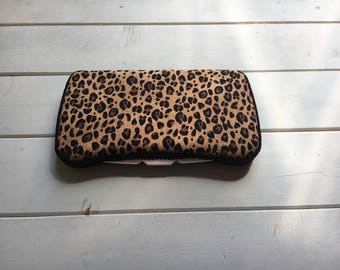 Cheetah, Wipe Case, Wipes Case, Baby Wipe Case, Baby Wipes Case, Wipes Holder, Travel Wipes Case, Diaper Bag, Baby Gift, Baby Shower