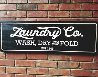 Laundry Room Art Print - Laundry Room Sign - Laundry Room Decorations - Laundry Room Decor - Laundry Room Prints - Wash Dry Fold