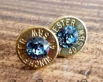 bullet primer earrings