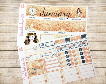 January Monthly Kit