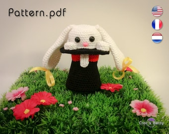 Pattern - Magic Bunny