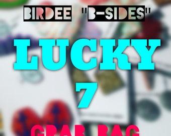 "Birdee ""B-Sides"" LUCKY 7 Grab Bag Lucky Dip"