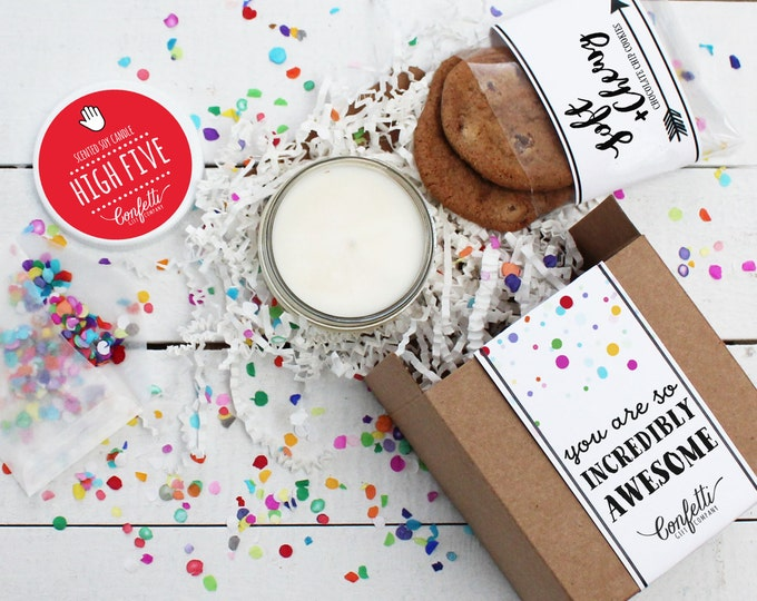 You Are So Incredibly Awesome Gift Box - Congratulations Gift | Thank You Gift | Best Friend Gift | Celebration Gift | Friend Gift