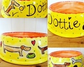 Personalised Dog Bowl...