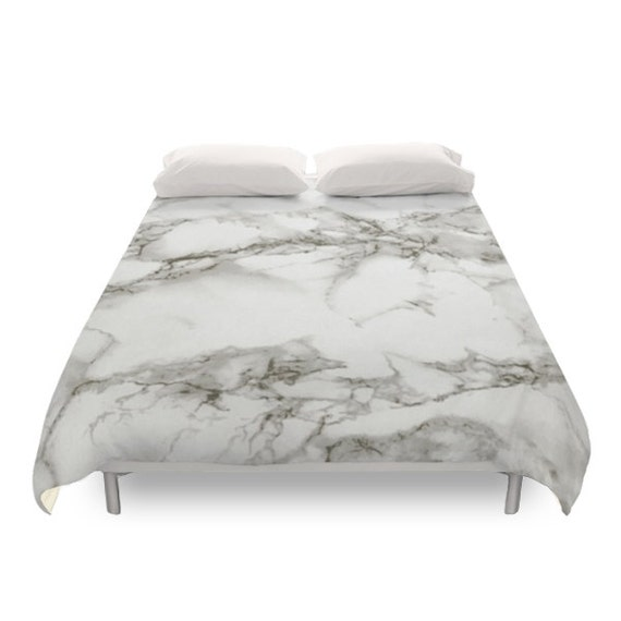 Marble duvet cover 4 colors minimalist bedding stone for Minimalist comforter